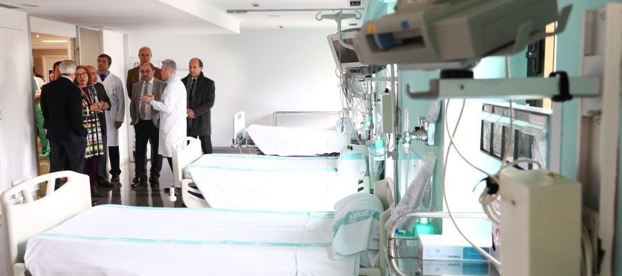 Inauguración bloque quirúrgico del Ernest Lluch