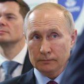 Vladímir Putin en una imagen de archivo