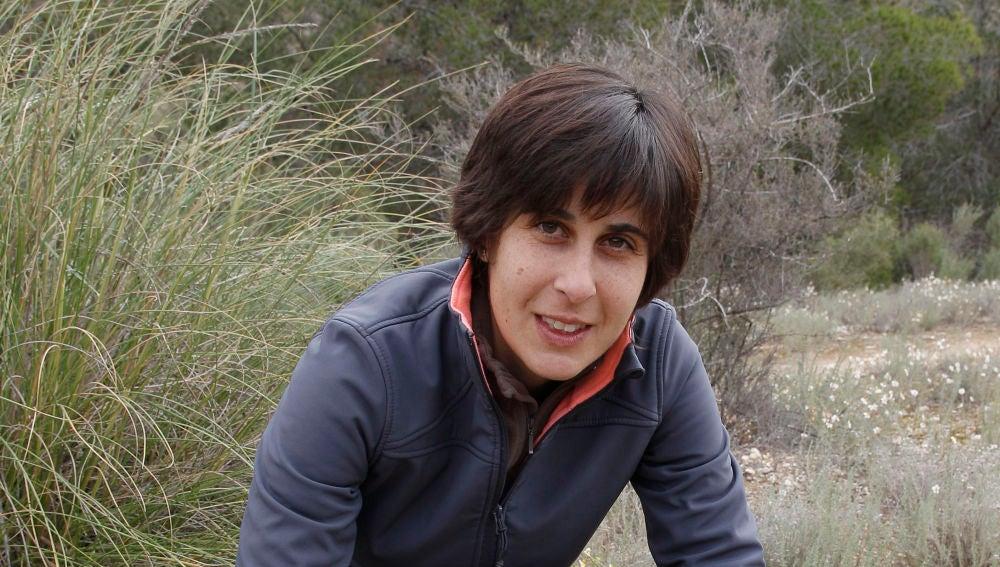 La ambientóloga de la UMH Eva Graciá.