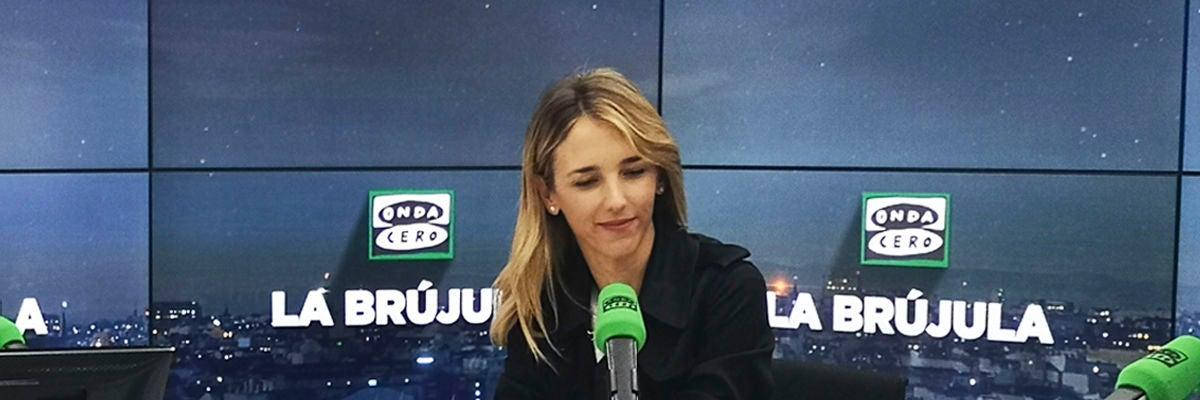 """Álvarez de Toledo: """"Pediremos que el presidente de AENA comparezca en el Congreso para explicar la reunión Ábalos-Delcy"""""""