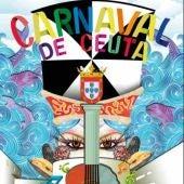 Cartel del Carnaval de Ceuta 2020.