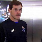 (17-02-20) Iker Casillas anuncia su candidatura a presidir la Federación