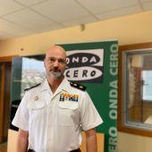 SAMUEL MORALES MORALES - Teniente Coronel Comandante de la Unidad de Seguridad de Canarias
