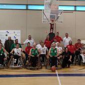 El Club Baloncesto Silla de Ruedas de Elche y el Cocemfe Castelló se enfrentaron en el pabellón de El Toscar.