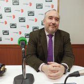 Carlos Marín, durante la entrevista en Onda Cero Ciudad Real
