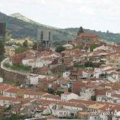 La operación policial se está llevando a cabo en Almadén