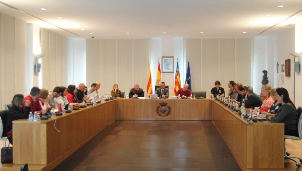 El ple extraordinari ha aprovat la conformació del nou consell local de l´esport.