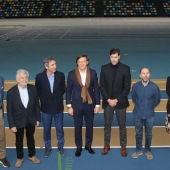 Lete Lasa prensenta o campeonato de España de Atletismo