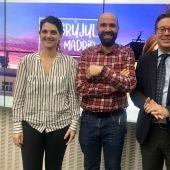 Cara a cara entre Alfonso Serrano y Pilar Sánchez Acera