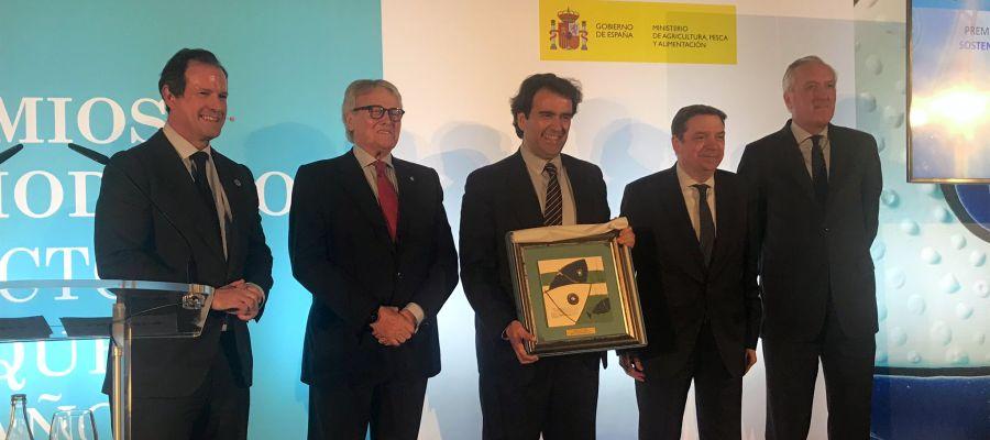 Onda Agraria obtiene un premio de CEPESCA