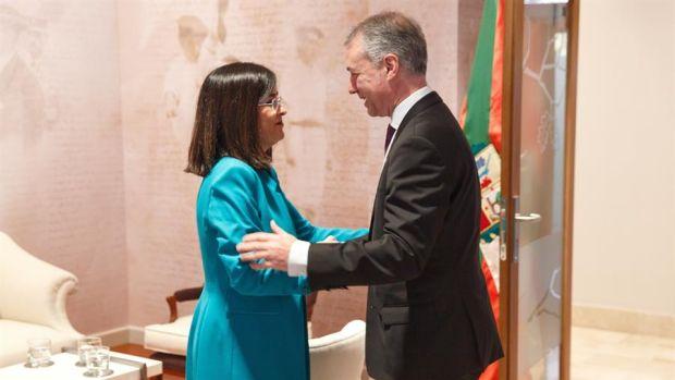 Los gobiernos central y vasco abordarán la transferencia de la Seguridad Social a partir de 2021