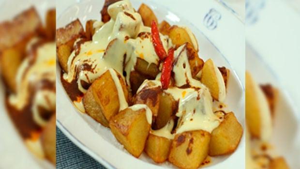 Las recetas de Robin Food: Patatas bravas 'Begoña'