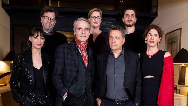 Jeremy Irons se disculpa en la Berlinale por sus comentarios sobre los abusos a mujeres, el matrimonio gay y el aborto