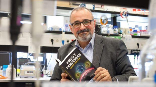 """Ignacio López Goñi: """"No hay que temer la mutación del COVID-19; al contrario"""""""