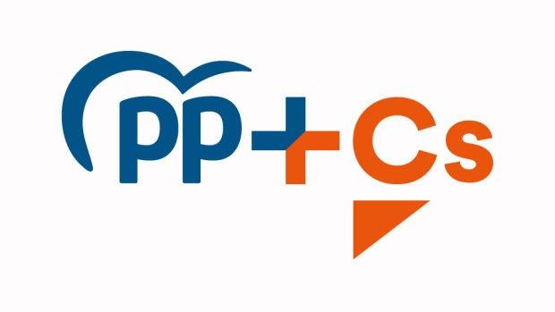 PP y Ciudadanos firman el acuerdo para las elecciones vascas bajo el nombre 'PP+Cs'