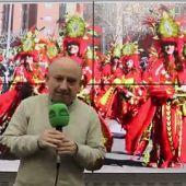 """El parte del Borrascas: """"Carnavales al sol, Semana Santa al tizón"""""""