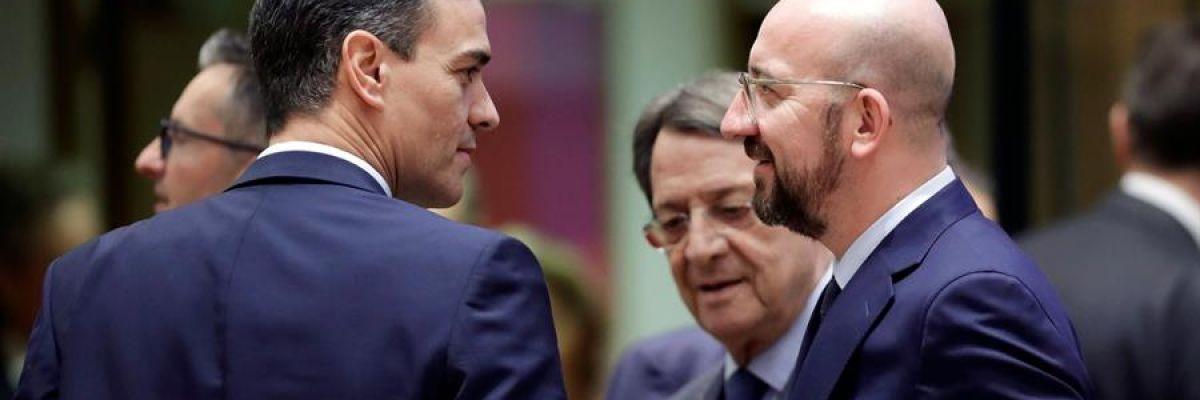 """Sánchez rechaza la propuesta presupuestaria porque """"no atiende"""" a las urgencias ni a la hoja de ruta de la UE"""