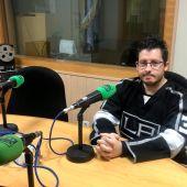 Juan Antonio Vera, presidente de la Federación de Hockey de Ceuta.