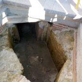 Desarenador del Acueducto Segovia