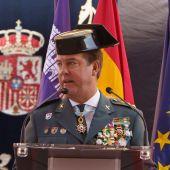 El coronel de la Guardia Civil de Baleares, Alejandro Hernández Mosquera.