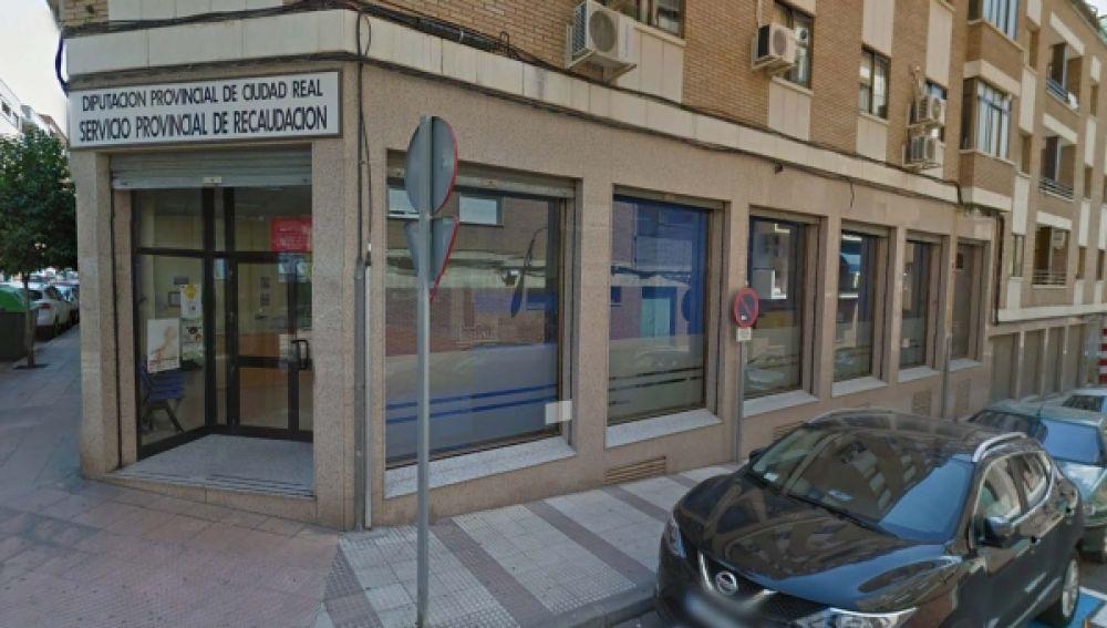Servicio Provincial de Recaudación de la Diputación de Ciudad Real