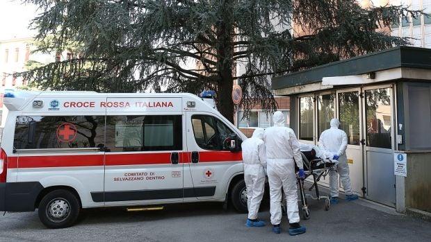Italia confirma la tercera muerte por coronavirus y cancela el carnaval de Venecia