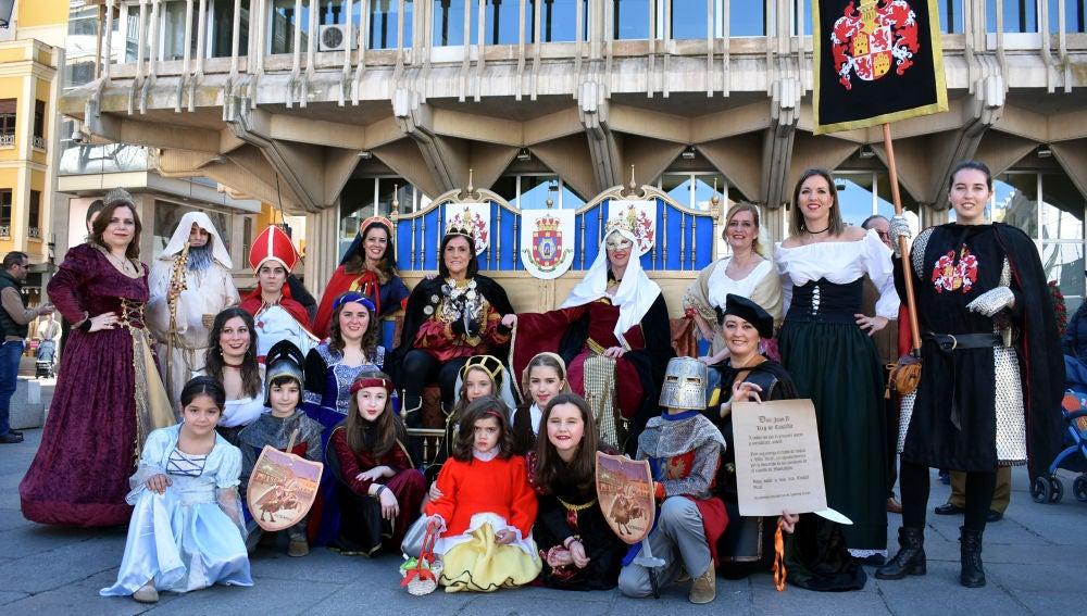La Asociación de Dulcineas y Damas Manchegas gana el Premio de Murgas