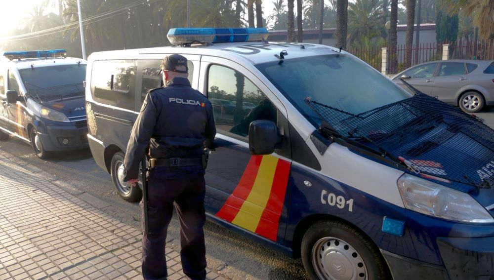 Agente del cuerpo de la Policía Nacional