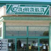 centro comercial cámara