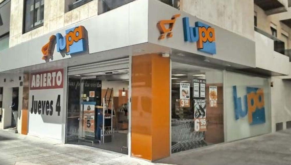 El grupo al que pertenecen los supermercados Lupa y Top Cash ha solicitado licencia urbanística para acondicionar un local en la Avenida Derechos Humanos