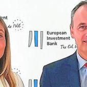 Enma Navarro y Javier Celdrán