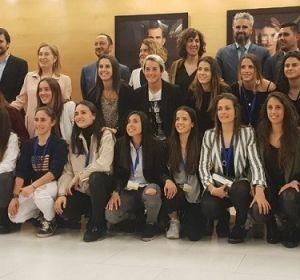 Ellas Juegan 03x24: Primer convenio femenino firmado