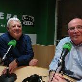 Daniel Mc Evoy y Juan Antonio Carretero