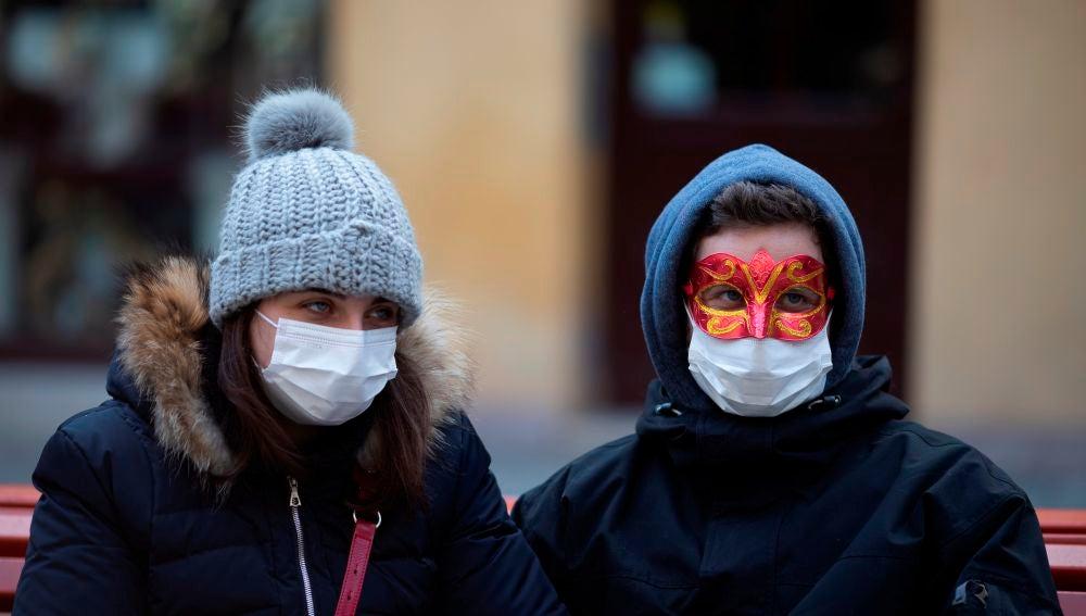 Italia es ya el tercer país del mundo con más casos de coronavirus