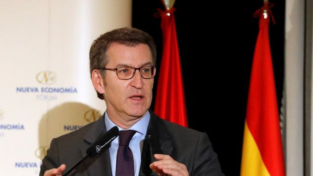 "Feijóo carga contra Sánchez por ""premiar a los rupturistas"" con mesas de diálogo ""inútiles"""