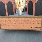 """""""Holocausto"""" es el tema elegido por la Asociación """"El Chaparral"""""""
