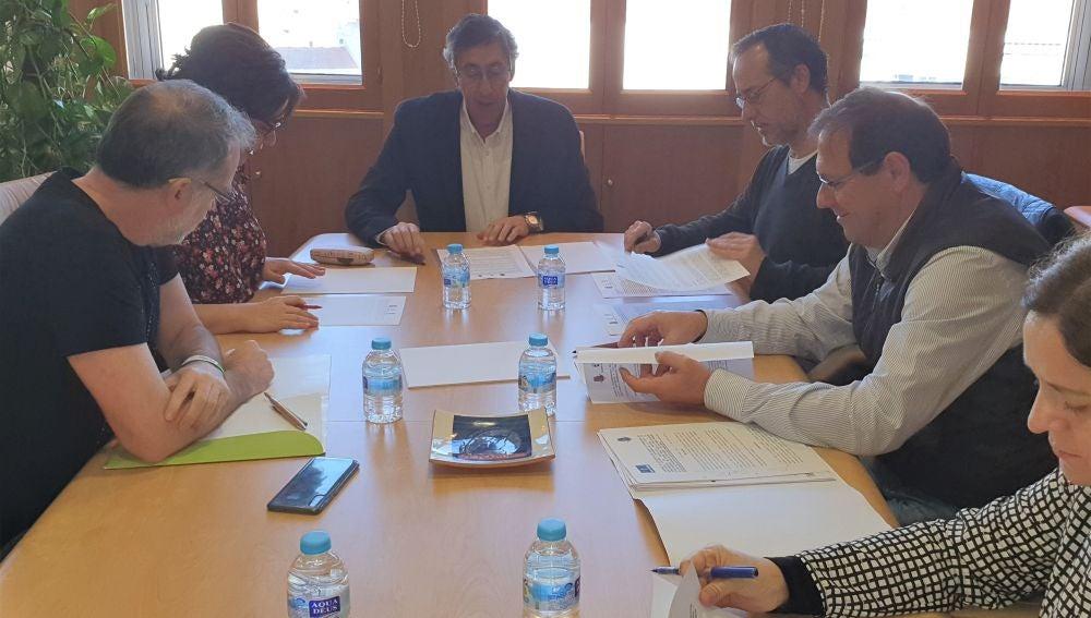 Junta, Ciudad Real y Poblete ultiman el convenio sobre la gestión del Parque de Alarcos