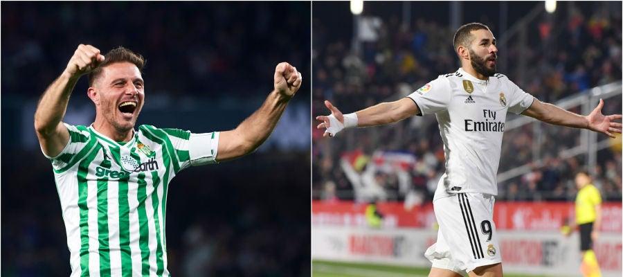 Betis - Real Madrid en el Benito Villamarín