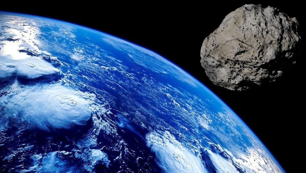 Un asteroide de un kilómetro se acerca a la Tierra