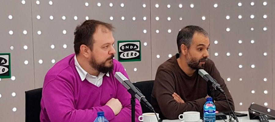 Alberto García- Salido y Alfonso Fernández