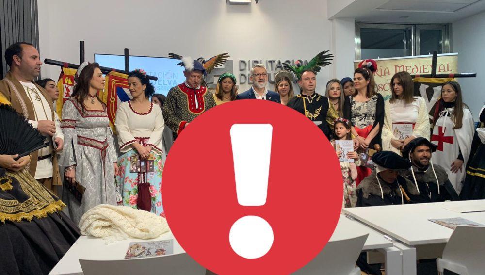 Cancelada Feria Descubrimiento Palos