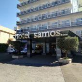 El hotel Samos de Magaluf abre los meses de marzo y abril para clientes del Imserso.