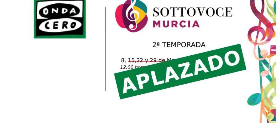 Aplazado Sottovoce Murcia