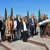 El PP ha rendido homenaje a las víctimas del terrorismo en el Parque de Atocha de Ciudad Real