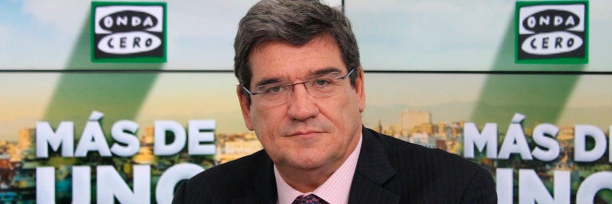 """José Luis Escrivá: """"El ingreso mínimo vital se pagará hacia final de junio a las primeras familias"""""""