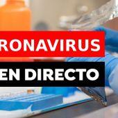 Coronavirus: Última hora del COVID-19 en directo | Coronavirus Discover