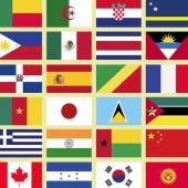 Banderas países