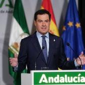 Coronavirus Andalucía: Juan Manuel Moreno anuncia la suspensión de las clases