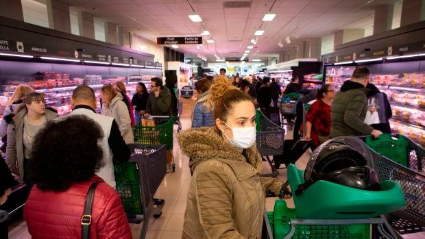Las secuelas de las compras compulsivas de marzo por culpa del coronavirus