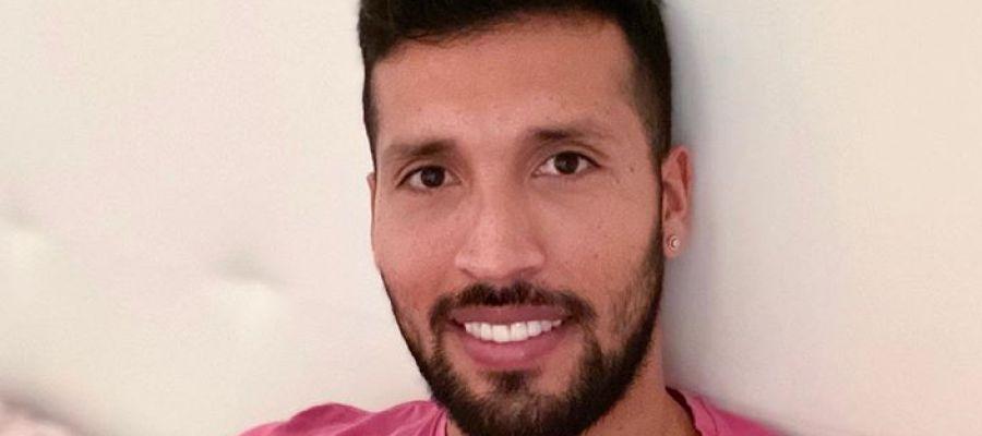 Ezequiel Garay, jugador valencianista.